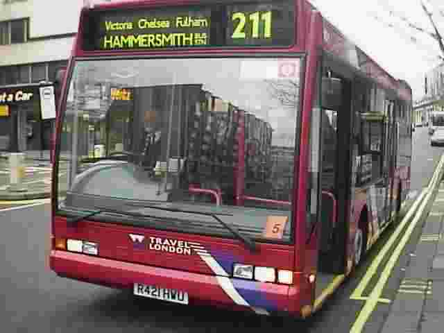 Travel London Optare Excel