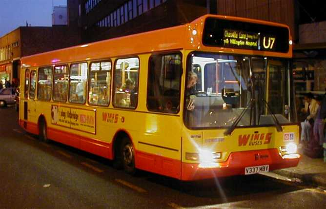 Wings Dennis Dart