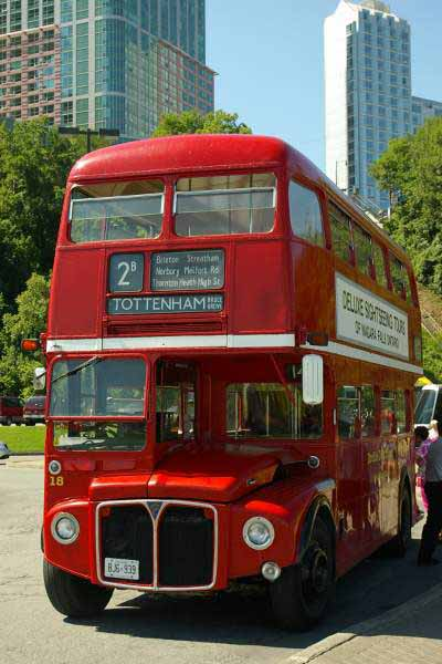 Double Deck Tours London Routemaster RM1604