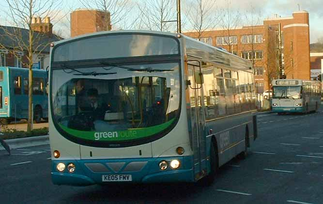 Arriva the Shires Volvo B7RLE Wright 3862