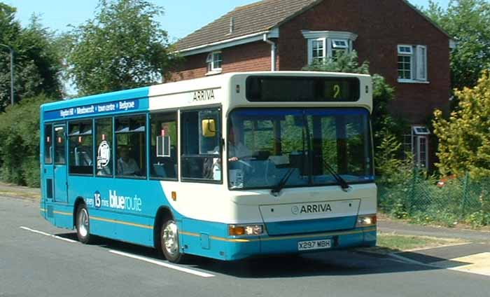 Arriva the Shires Dart MPD