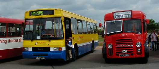 Southlands Leyland Tiger