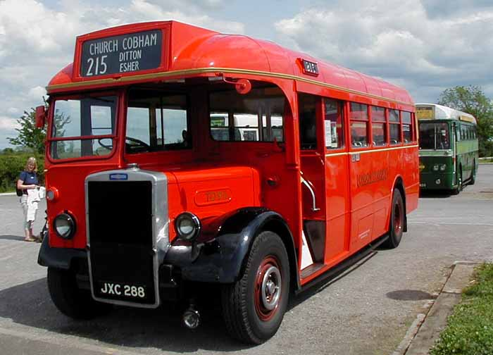 London Transport TD95