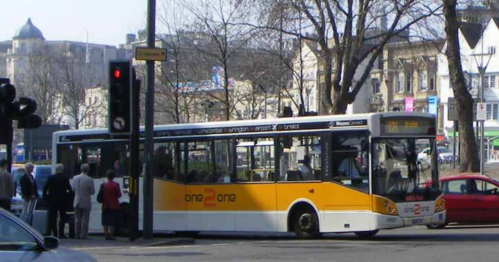 Wessex Connect Enviro200 MCV