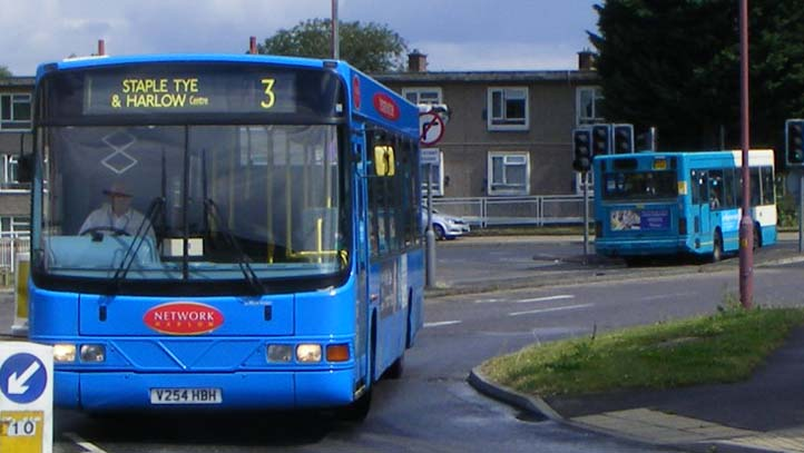 Network Harlow Volvo B6BLE Wright 3251
