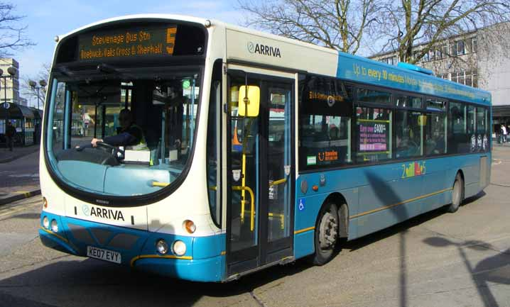 Arriva Shires Volvo B7RLE Wright 3869