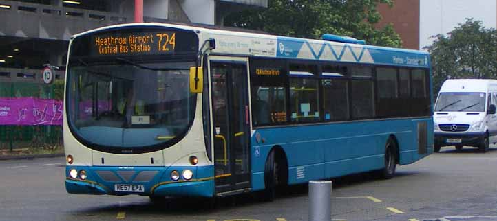 Arriva the Shires Volvo B7RLE Wright 3873