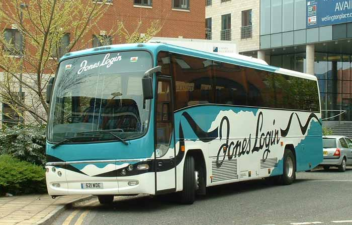 Jones of Login Volvo Plaxton 521WDE