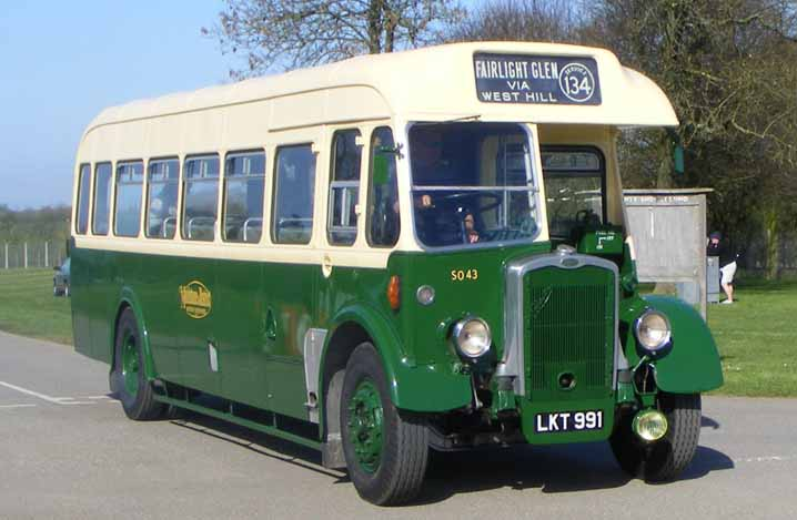 Maidstone & District Bristol L6A ECW SO43
