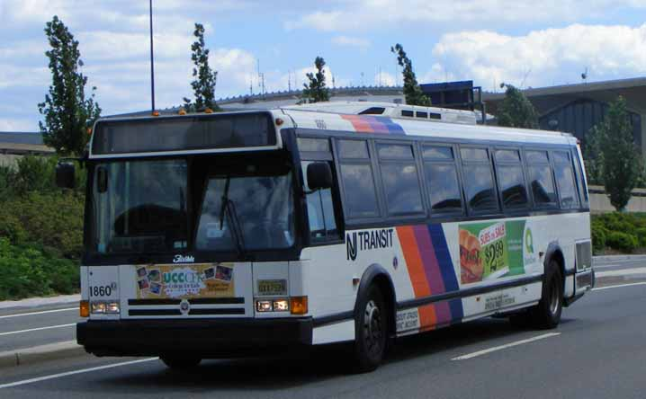 NJ Transit Flxible Metro D 1860