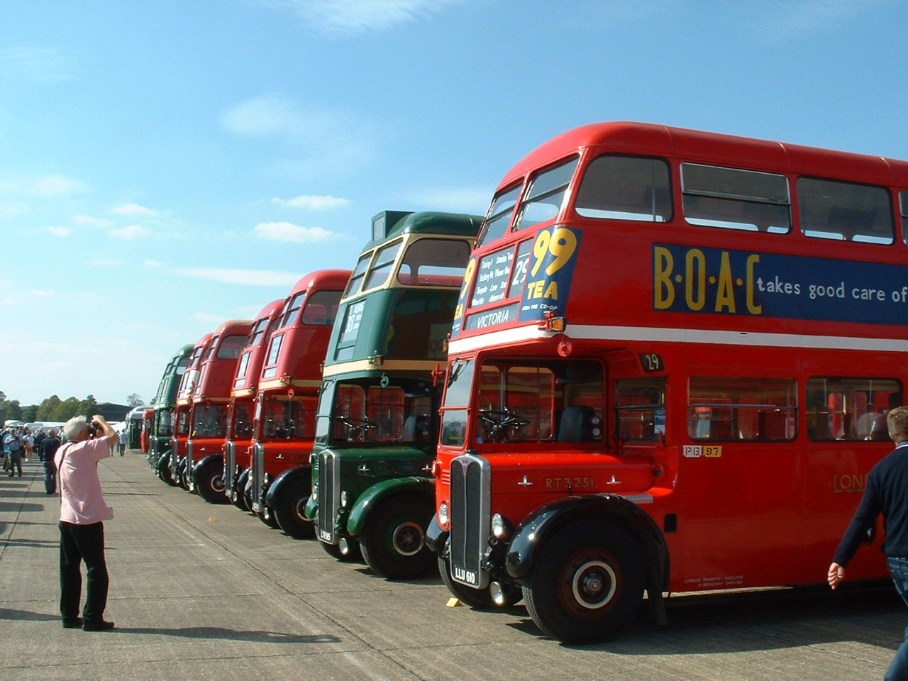 London Transport at Showbus 2007