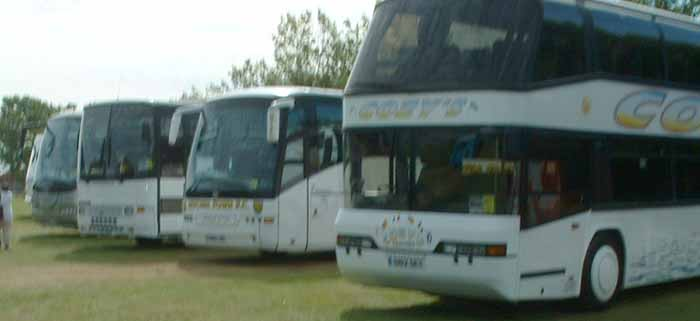 Cozy Travel at SHOWBUS 2007