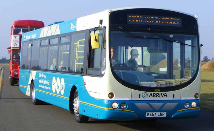 Arriva the Shires Volvo B7RLE Wright 3856