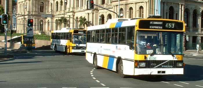 Brisbane Transport Volvo B10M Comeng