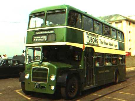 Southern National Lodekka 462FTT