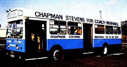Chapman Stevens AEC Swift