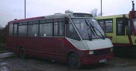 Red Rose MCW MetroRider F190YDA