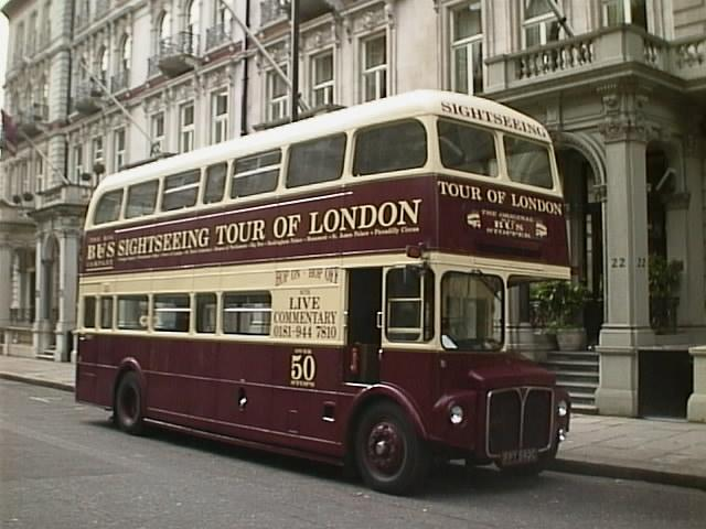 Big Bus Routemaster FPT593C