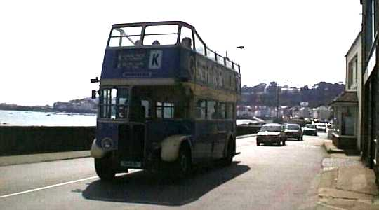 London RT Guernsey Bus 14