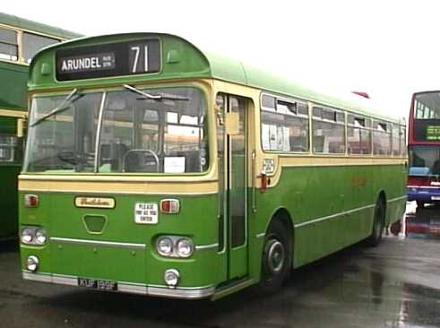 Southdown Leyland Leopard KUF199F