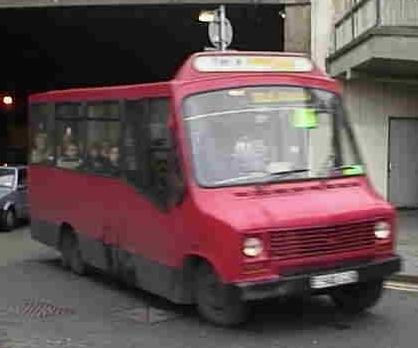 Little Red Bus Dodge