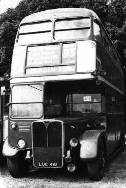 London Transport RT LUC461