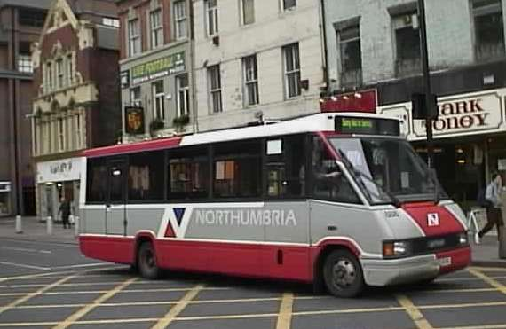 Northumbria 888