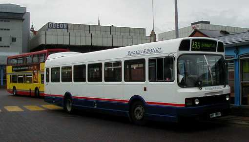 Barnsley & District Leyland National 2 NRP582V