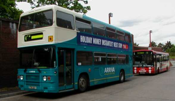 Arriva North West PFM126Y