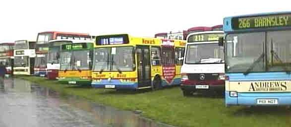 Traction Group at Showbus 98