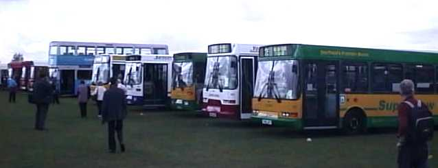Traction Group at Showbus 99