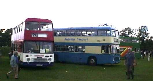 Hampshire Bus Bristol VR