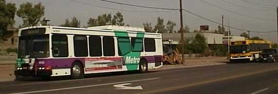 Valley Metro NABI 6002