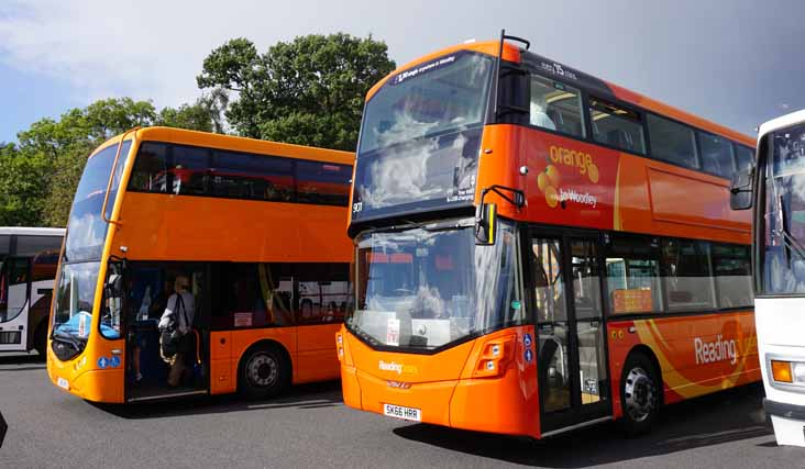 Reading Buses SHOWBUS BUS IMAGE GALLERY