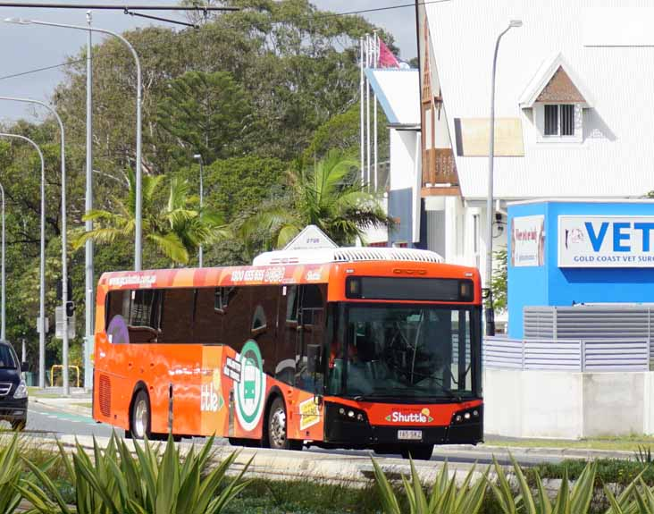 Surfside Bustech ADi Gold Coast Shuttle 210