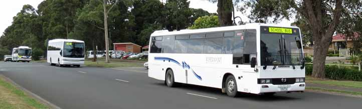 Westernport Hino RG230K Austral Pacific Starliner 381