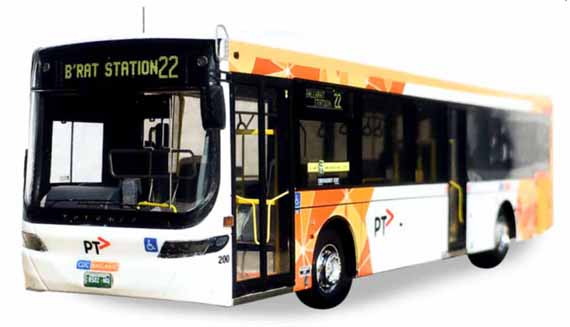 Transit Graphics - SHOWBUS AUSTRALIA MODEL BUS PAGES - CMNL