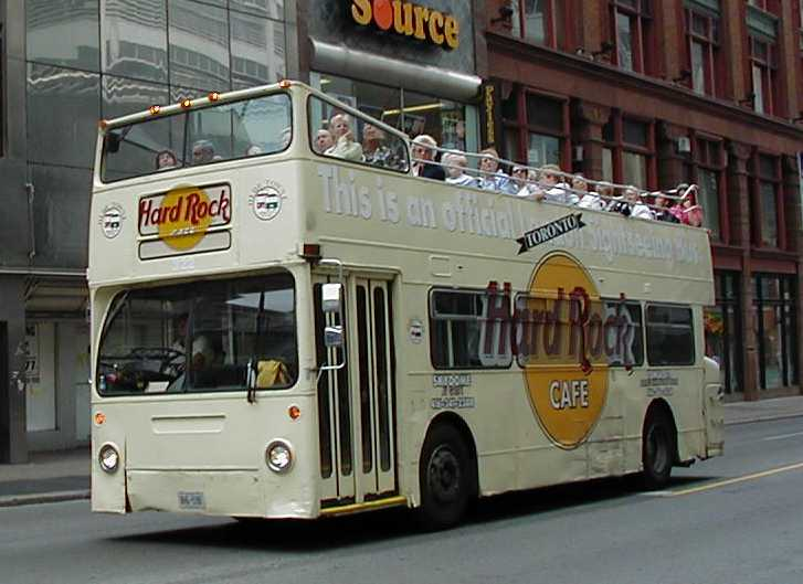 CANADIAN SHOWBUS BUS IMAGE GALLERY London Transport DMS