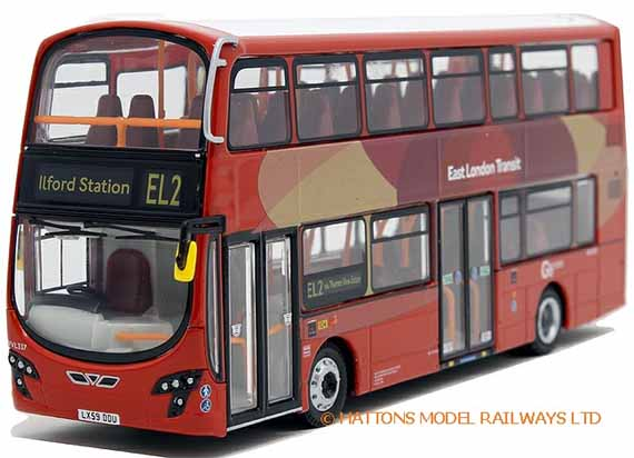 Go Ahead East London Transit Volvo B9TL Wright