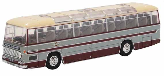 Grey Cars AEC Reliance Duple Commander