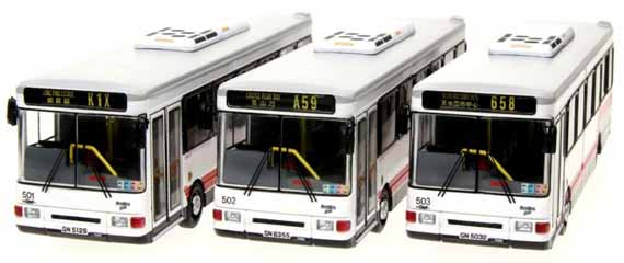 KMB Dennis Dart Northern Counties