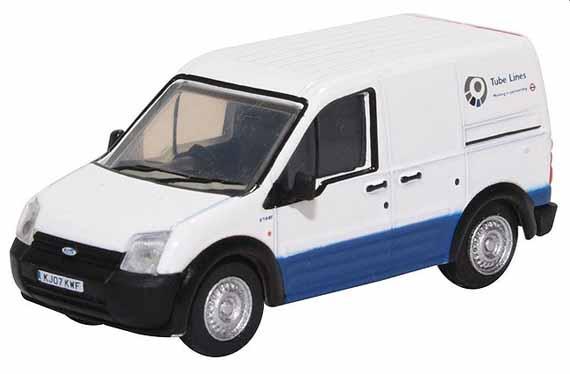 TfL Ford Transit Connect