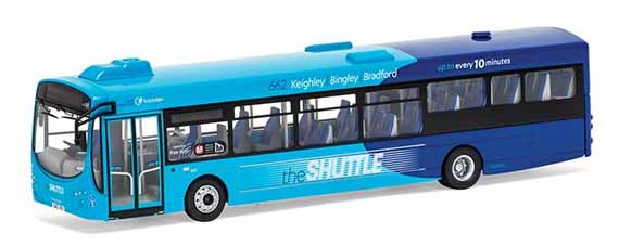 Transdev 662 The Shuttle Volvo B7RLE Wright
