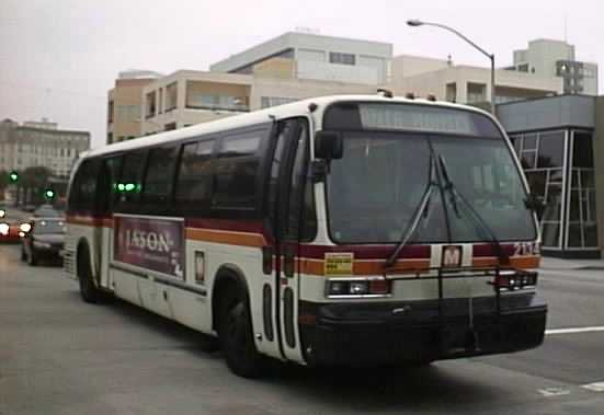 Downtown La Motors >> Metro LA - SHOWBUS International PHOTO GALLERY - USA