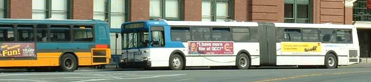 Community Transit New Flyer D60HF artic