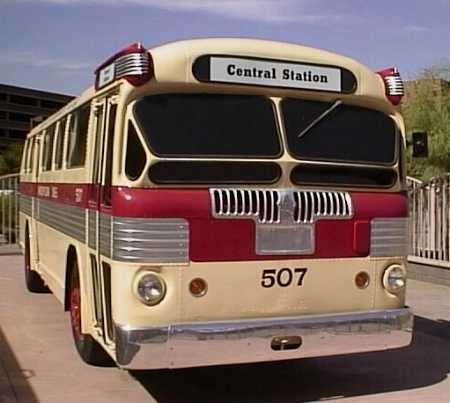 Van Buren Gmc >> SHOWBUS INTERNATIONAL PHOTO GALLERY - USA